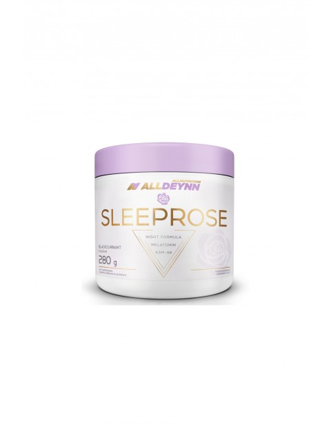 Suplementy diety - Allnutrition Sleeprose 280 g Lemon Orange