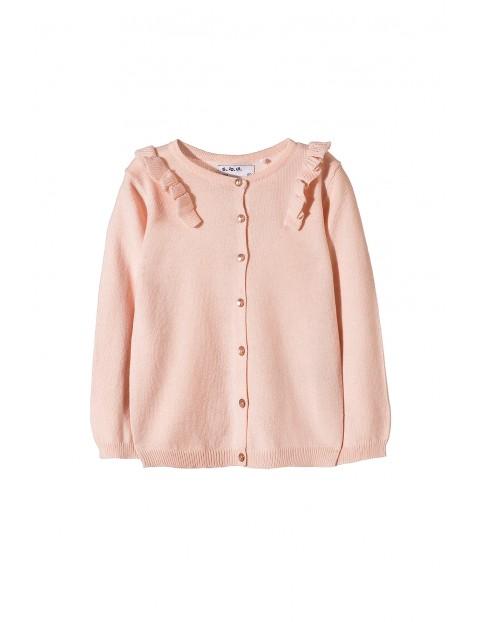 Sweter dziewczęcy 3C3404