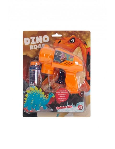 Maszynka do baniek mydlanych Dinozaury wiek 3+