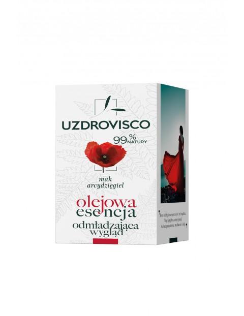 Uzdrovisco Mak Olejowa esencja odmładzająca wygląd 30 ml