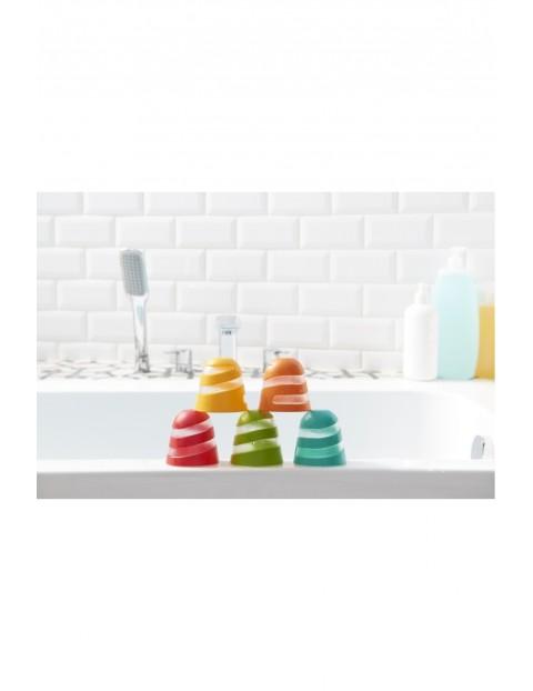 Zabawa w kąpieli- zestaw kubeczków kąpielowych 12msc+