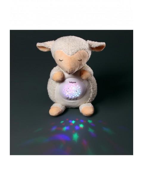 Przytulanka - projektor SHEEP SCARLET babyono wiek 0msc+