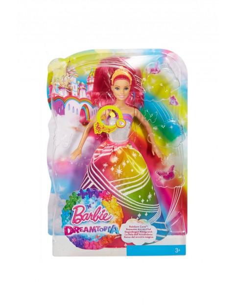 Lalka Barbie Tęczowa księżniczka 3Y35JT
