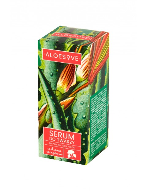 Serum do twarzy Aloesove  30 ml