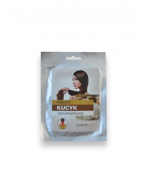 SunewMed+ Maska do włosów PIĘKNY KUCYK (masło shea) 1szt