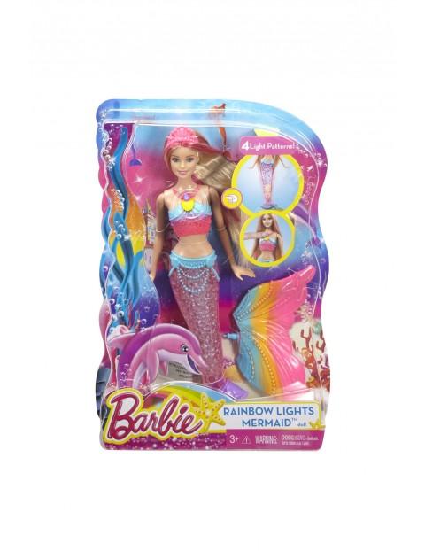 Lalka Barbie Tęczowa Syrenka 3Y33FI