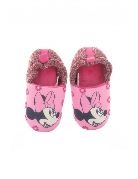 Kapcie dla dziewczynki Myszka Minnie