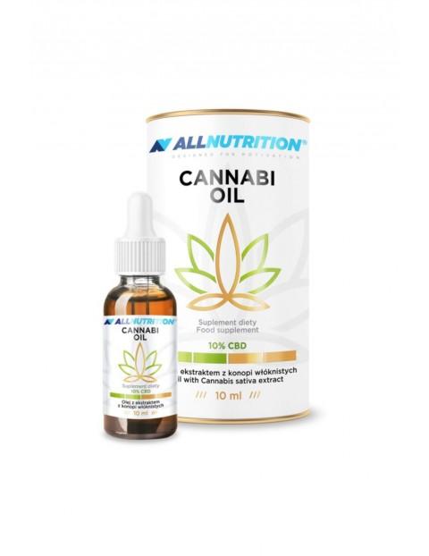 Allnutrition Cannabi Oil 10% CBD 10ml