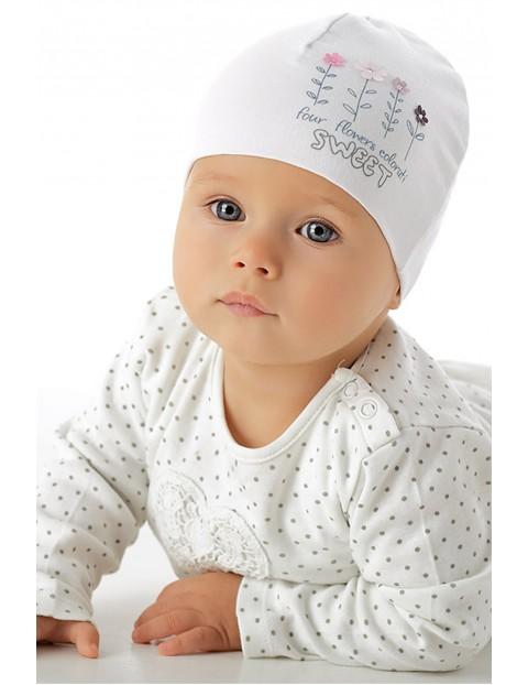 Czapka niemowlęca 5X32AW
