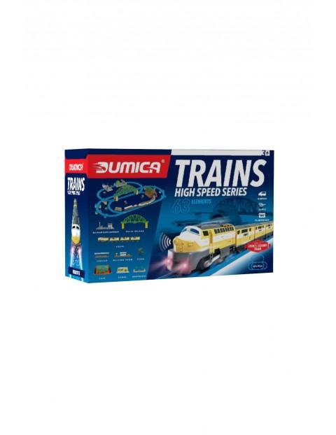 Tory- Bridge train set deluxe/d4