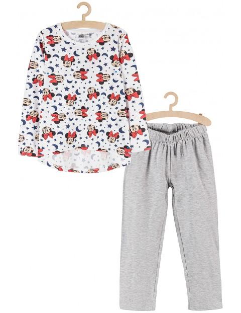Piżama dziewczęca z postaciami z bajki Myszka Minnie