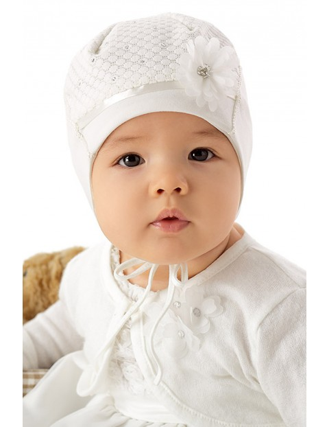Czapka niemowlęca 5X32AT