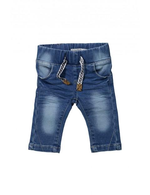 Spodnie niemowlęce 5L34AA