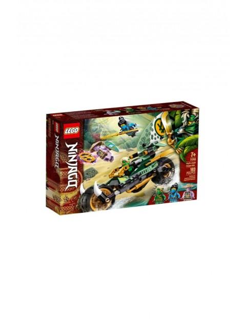 LEGO  Ninjago -  Dżunglowy chopper Lloyda  - 183 el wiek 7+