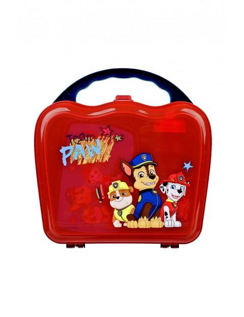 Paw Patrol Zestaw- pudełko śniadaniowe i bidon
