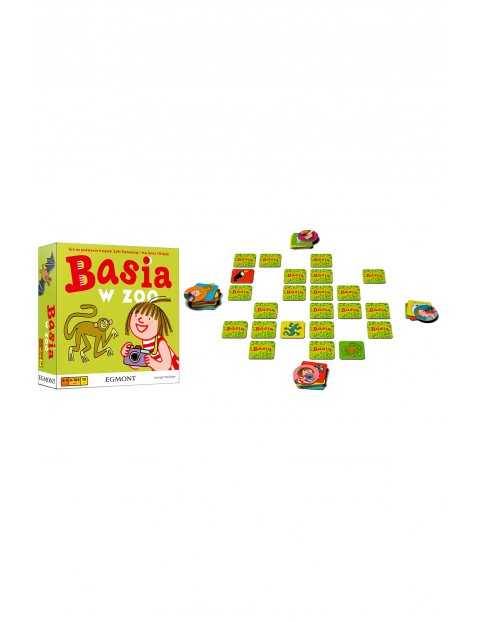 Gry dziecięce - Gra na podstawie książek o Basi wiek 4+