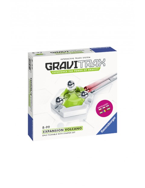 Gravitrax - zestaw uzupełniający Wulkan wiek 8+