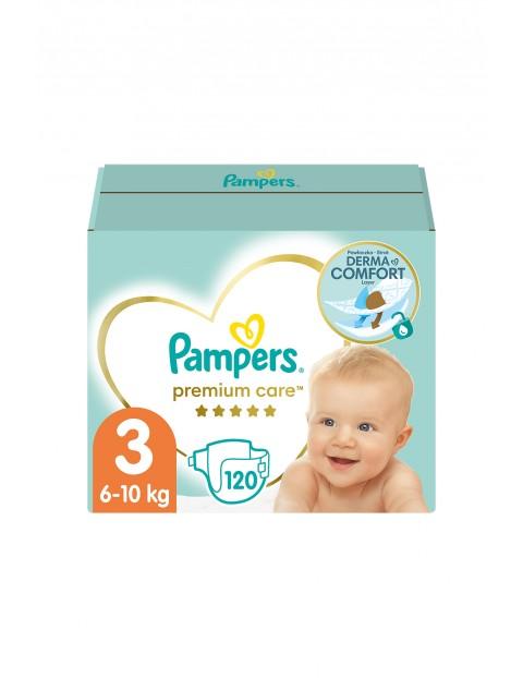 Pampers Premium Care Monthly box Rozmiar 3, 120 pieluszek 6-10kg