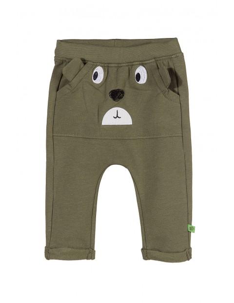 Spodnie dresowe niemowlęce 5M3518