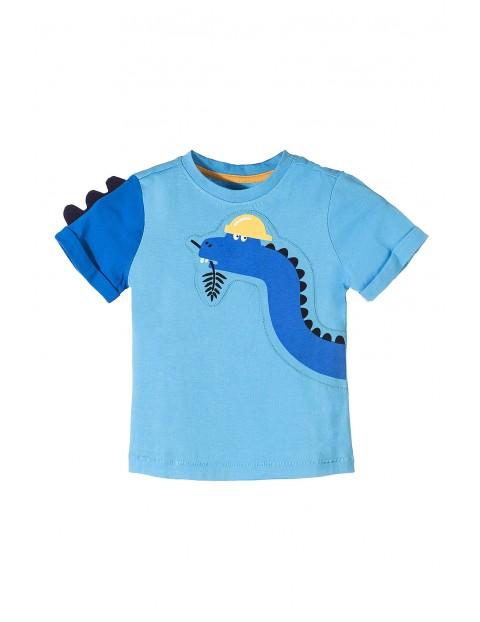 T-shirt chłopięcy 1I3511