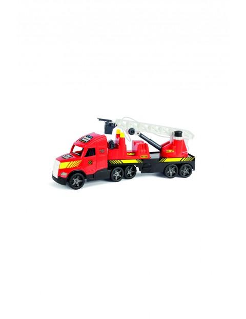 Straż Pożarna- Magic Truck ACTION świecący w ciemności 3+