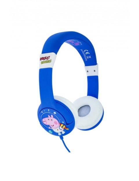 Słuchawki  OTL nauszne  Peppa Rocket George wiek 3-7lat