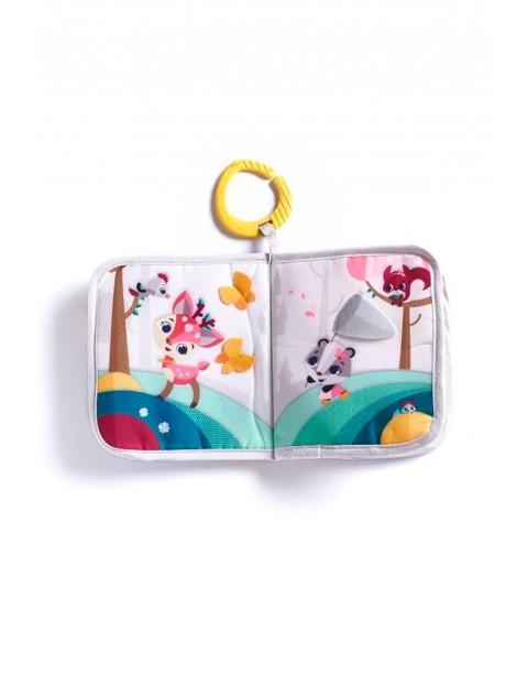 Książeczka edukacyjna dla dziecka - Świat Małej Księżniczki 5msc+