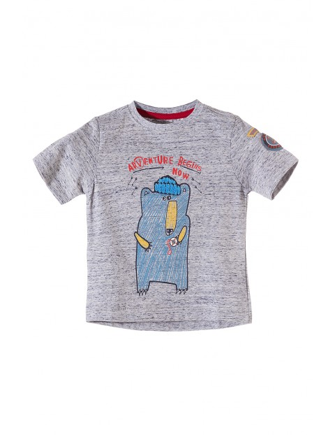 T-shirt dla chłopca 1I3515