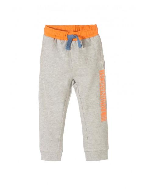 Spodnie dresowe chłopięce 1M3228