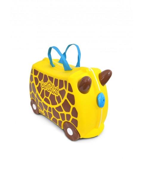 Jeżdżąca walizeczka -Żyrafa Gerry 3Y33CE