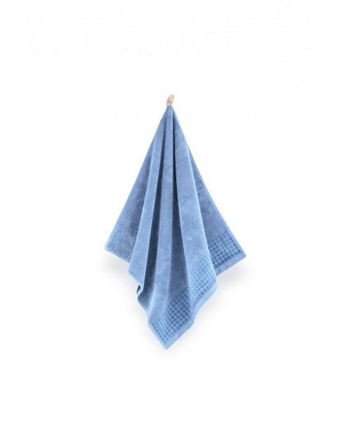 Ręcznik Paulo z bawełny egipskiej  niebieski 50x100 cm