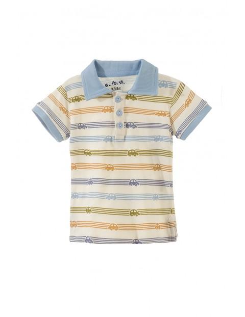 T-shirt niemowlęcy 5I3206