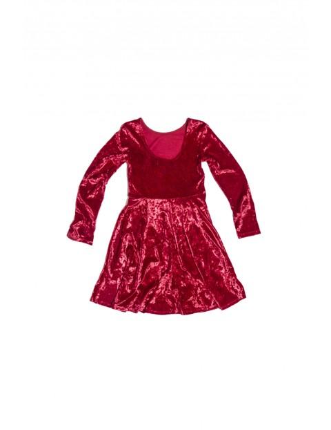 Sukienka dziewczęca 4K33A4