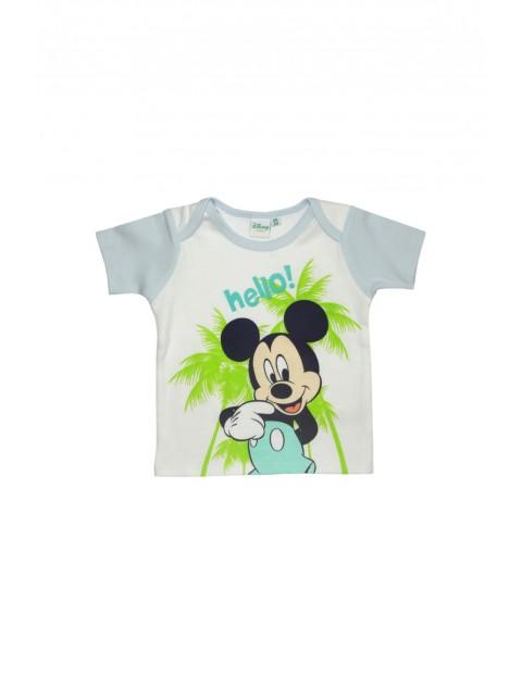 T-shirt niemowlęcy Myszki Mickey 5I34BG