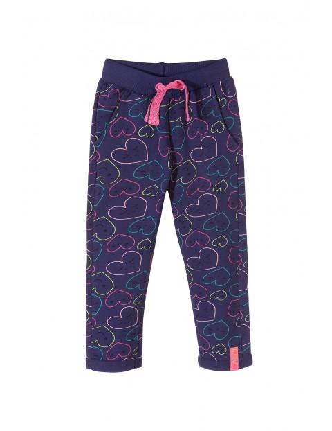 Spodnie dresowe dziewczęce 3M3310