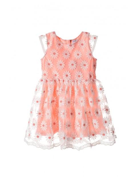 Sukienka dziewczęca 3K3409