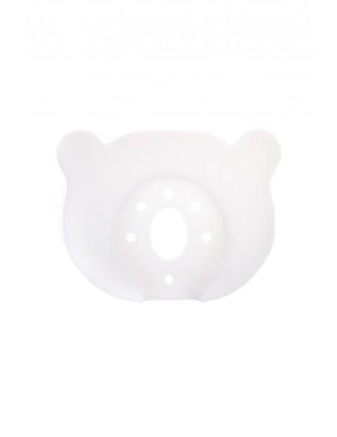 Ergonomiczna poduszka stabilizująca biała