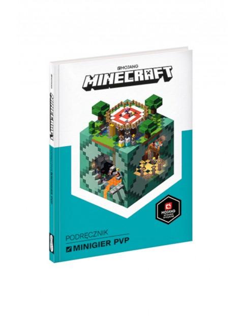 Minecraft. Podręcznik minigier PvP - książka