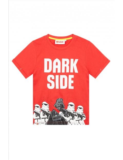 Koszulka chłopięca Lego Star Wars-dark side