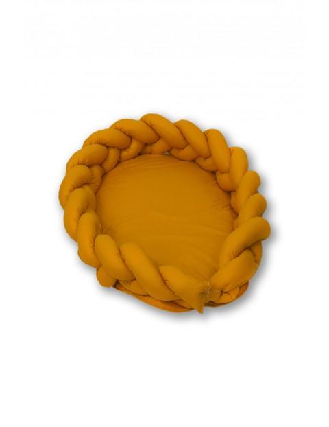 Warkocz - kokon Amy Pure gold 240cm