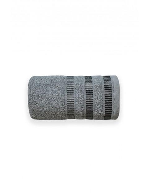 Ręcznik SAGITTA Popiel 30X50cm   2-pak