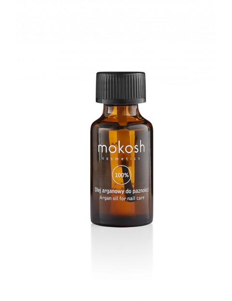 Mokosh Olej arganowy do paznokci 12 ml