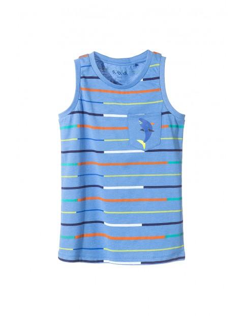 T-shirt chłopięcy 1I3439