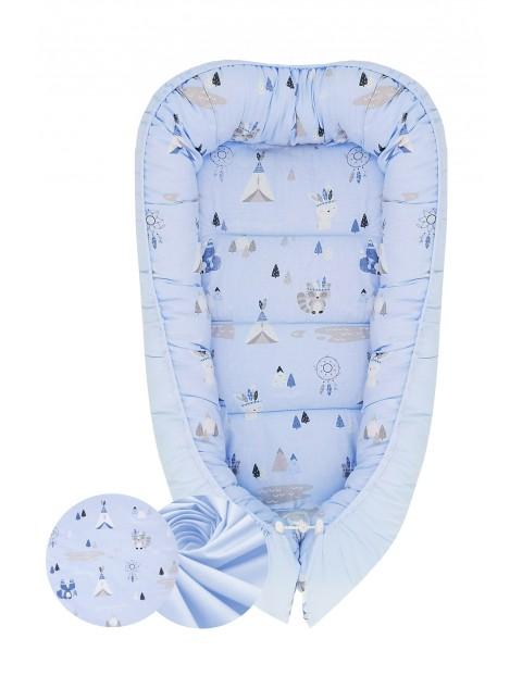 Kokon niemowlęcy 55x75cm - Indianin