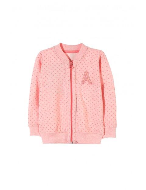 Bluza dresowa niemowlęca 5F3303