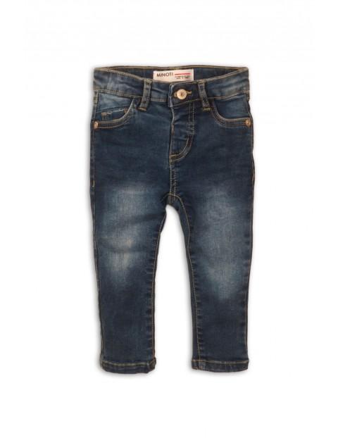 Jeansy dla dziewczynki