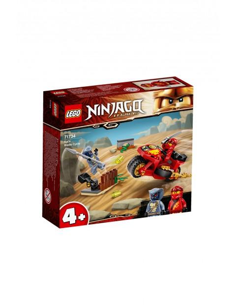 LEGO Ninjago - Motocykl Kaia 71734 - 54 elementy wiek 4 +
