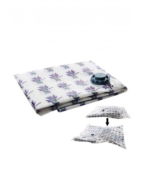Worek próżniowy na ubrania, pościel 70x100 cm