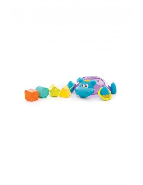 Zabawka do kąpieli - sorter Hipcio 6msc+