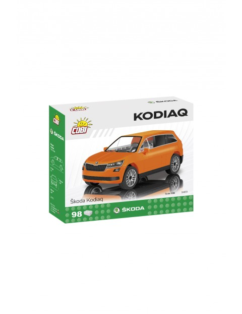 Klocki Cobi Cars Skoda Kodiaq 98el